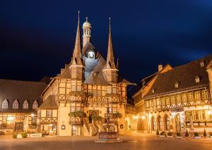 Wernigerode Weihnachtsmarkt.Wernigerode Weihnachtsmarkt Urlaub Und Reisen
